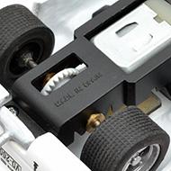 Porsche 907 PSK - La mécanique Slot Classic