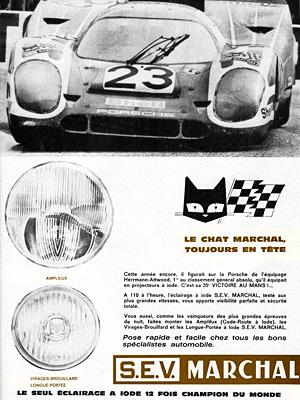 Victoire au Mans 1970