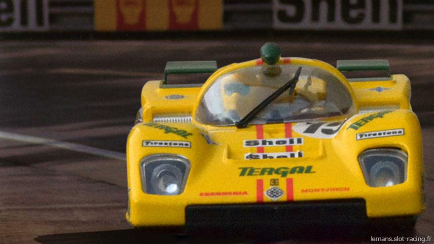 24 heures du Mans 1971 - Ferrari 512M #15 - Juan-Manuel Juncadella / Nino Vaccarella - Abandon
