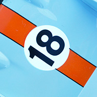 Porsche 917 Fly C88191 - Détails de la décoration