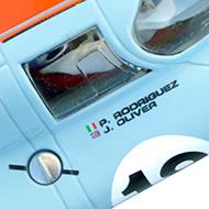 Porsche 917 Fly C88183 - Détails de la décoration
