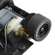 Porsche 917K Fly C51 - Le moteur transversal