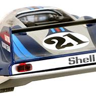 Porsche 917 Fly C88191 - Détails des feux arrière et de la décoration