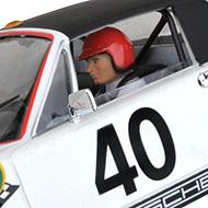 Porsche 914/6 GT - Détails du pilote