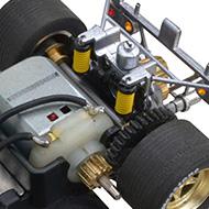 Ferrari 512M Spirit - le moteur transversal