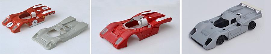 Ferrari 512F - Le projet