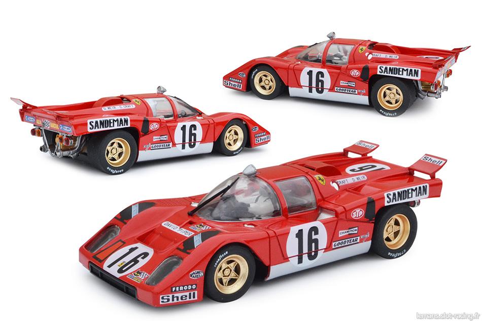 Ferrari 512M - Spirit S100208