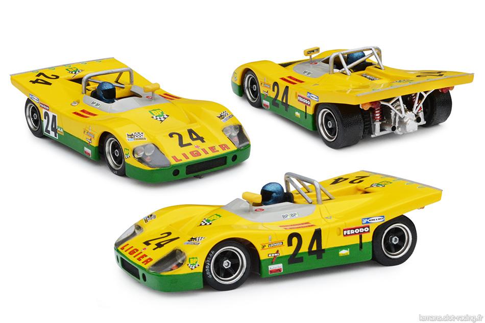 Ligier JS3 PSK CB005