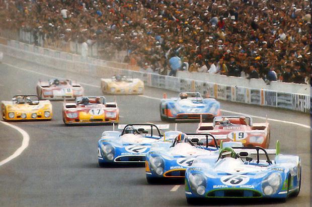 24 heures du Mans 1972 - Matra, Alfa Romeo, Lola - Les favoris dans l'ordre au départ