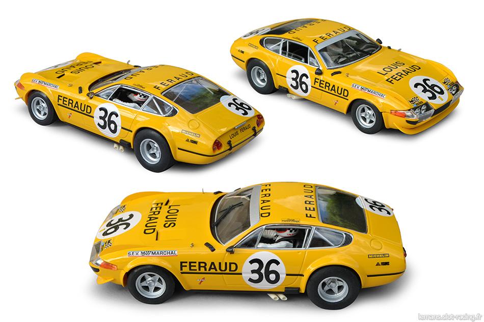 Ferrari 365 GTB/4 Fly Team 014
