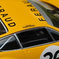 Ferrari 365 GTB4 FLY Team 014 - Détail de la décoration