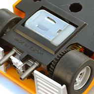 Lola T280 400204 Sloter - Le moteur transversal