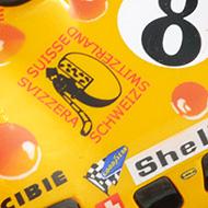 Lola T280 400204 Sloter - Détails de la décoration