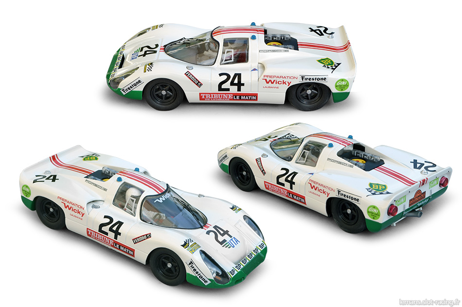 Porsche 907 SRC 00205