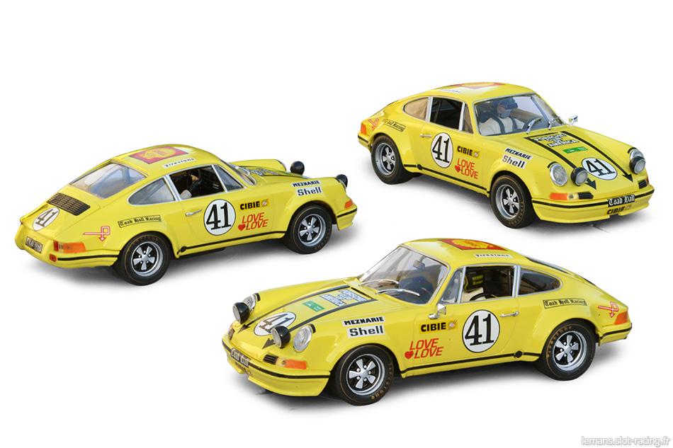 Porsche 911S Fly A901