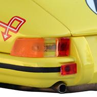 Porsche 911S Fly A901 - Détails des feux arrière
