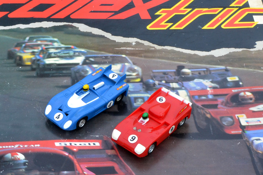 Scalextric 75MT
