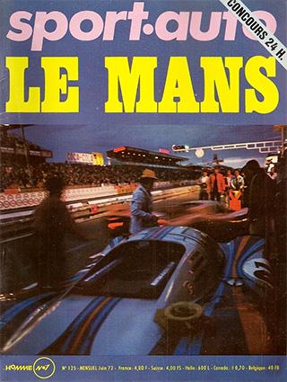 Sport Auto spécial 24 heures du Mans1972