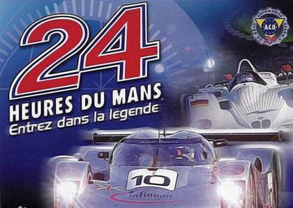 24 heures du Mans jeu vidéo