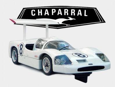 24 heures du Mans 1967 - Chaparral 2F - Scalextric