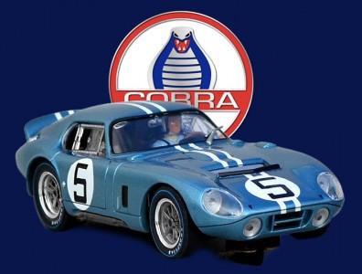 24 heures du Mans 1964 - Cobra Daytona #5 - Revell