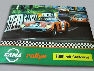 Catalogue Gama Rallye