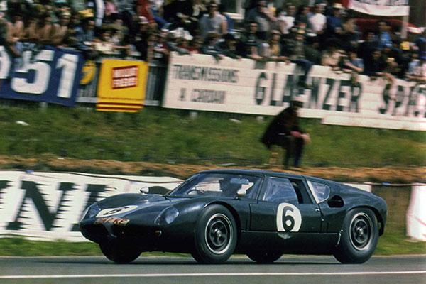 Lola MK6 GT - 24 heures du Mans 1963