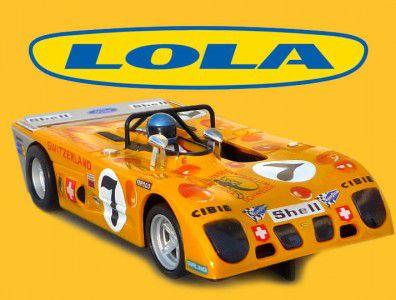 24 heures du Mans 1972 - Lola T280 #7 Sloter