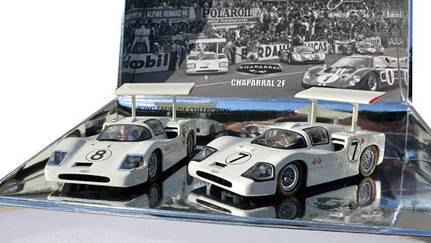 Coffret MRRC MC0040, Chaparral 2F 24H Le Mans 1967