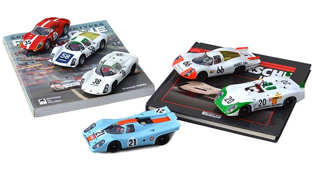 Les prototypes Porsche au Mans - 904, 906, 910, 907, 908, 917