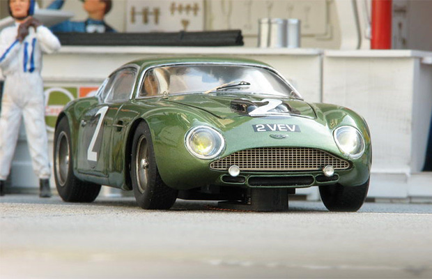 Aston Martin DB4 GT Zagato Le Mans 1961