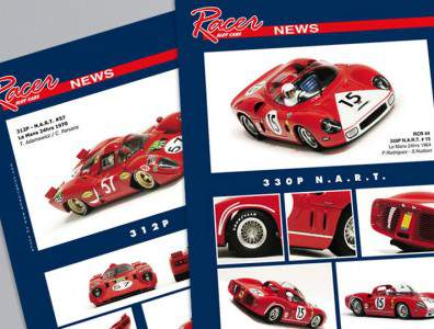Catalogues Racer
