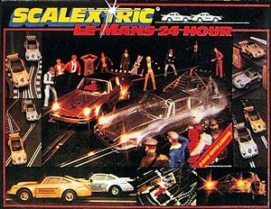 Scalextric Le Mans Porsche 1981-1987