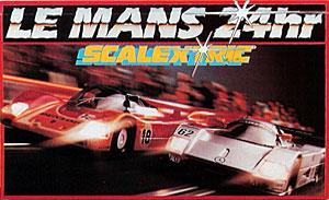 Scalextric Le Mans Porsche et Sauber 1991-1993