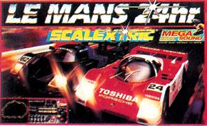 Scalextric Le Mans Porsche et Sauber 1994-1997