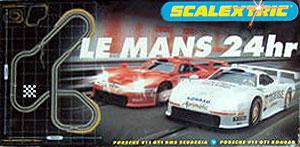 Scalextric Le Mans Porsche 1998-1999