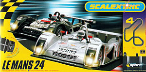 Scalextric Le Mans Cadillac 2002