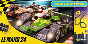 Scalextric Le Mans MG Lola 2003-2004