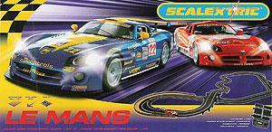 """Scalextric 2005-2006 Coffret """"LE MANS"""""""