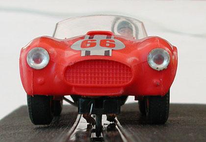Le concept Slot Racing vu par Scalextric