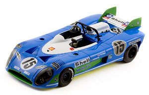 Matra 670 SRC - 24 heures du Mans 1972