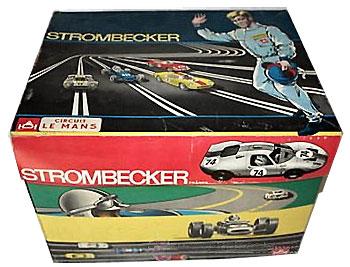 Coffret Strombecker Le Mans