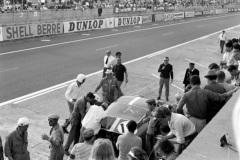 24 heures du Mans 1962 - Ferrari 250 GTO #19 - Pilotes : Pierre Noblet / Jean Guichet - 2ème-31