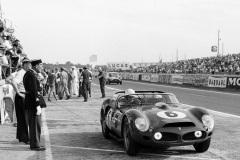 24 heures du Mans 1962 - Ferrari 330TRI/LM #6 - Pilotes : Olivier Gendebien / Phil Hill- 1er12