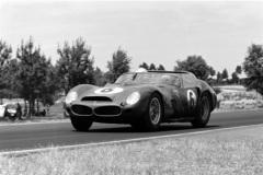 24 heures du Mans 1962 - Ferrari 330TRI/LM #6 - Pilotes : Olivier Gendebien / Phil Hill- 1er31