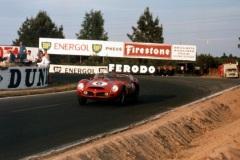 24 heures du Mans 1962 - Ferrari 330TRI/LM #6 - Pilotes : Olivier Gendebien / Phil Hill- 1er35