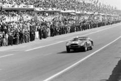 24 heures du Mans 1962 - Ferrari 330TRI/LM #6 - Pilotes : Olivier Gendebien / Phil Hill- 1er