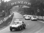 24 heures du Mans 1963 - AC Cobra 289 #3 - Pilotes : Peter Bolton / Ninian Sanderson - 7ème
