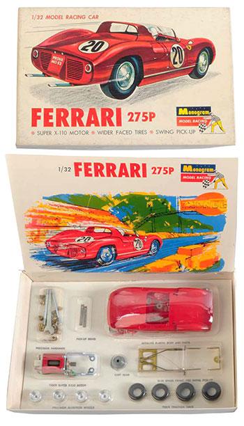 Kit Monogram Ferrari 250P