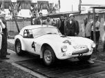 24 heures du Mans 1963 - AC Cobra #4 - Pilotes : Ed Hugus / Peter Jopp - Abandon